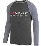 Men's & Ladies Raglan Long Sleeve